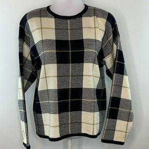 Christopher & Banks Womens Grampa Sweater Size M